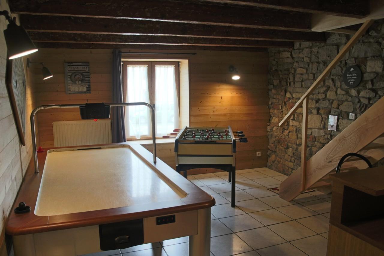 Le Site De Vos Vacances 3 La Salle De Sport Et Les Salles De Jeux