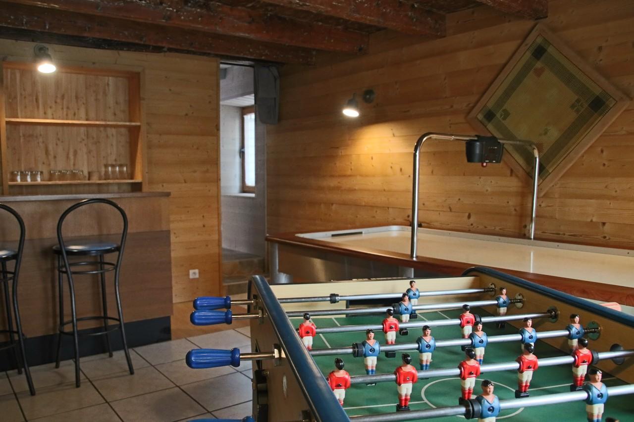 le site de vos vacances - 3- La salle de sport et les salles de jeux